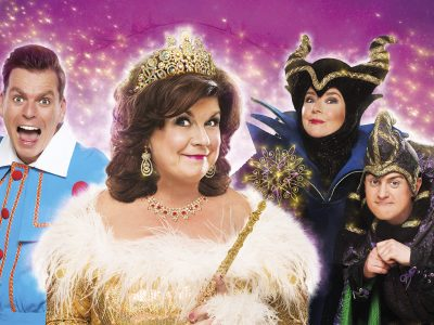 Sleeping Beauty at the Glasgow King's Theatre